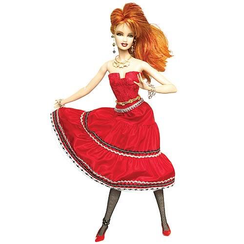 Cyndi 'Barbie' Lauper